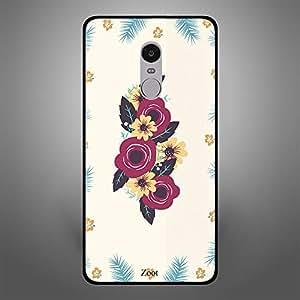 Xiaomi Redmi Note 4 Rose Flowers