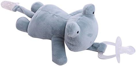 dummy pacifier clip baby unisex boy girl sea creatures whale clip