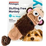 Petstages Just for Fun Lil Squeak Monkey Dog Toy