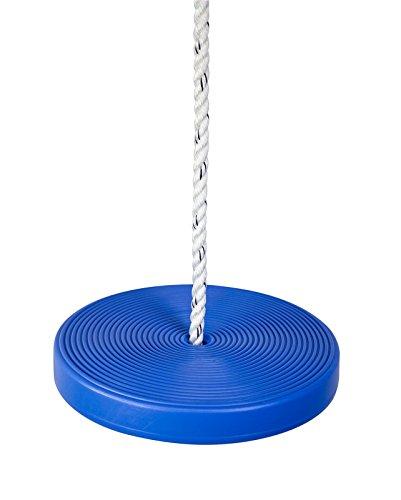ZIP LINE DISK SEAT W/ROPE - BLUE