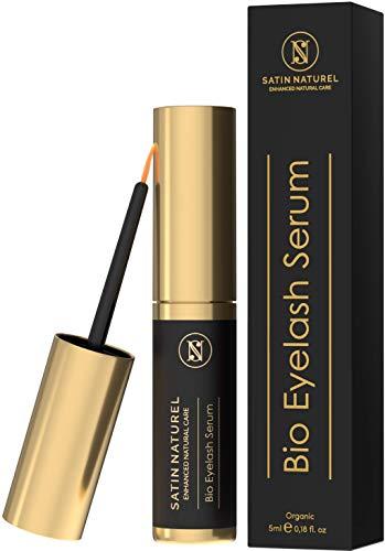 Eyelash Growth Serum of highest organic quality / For Long, Luscious...