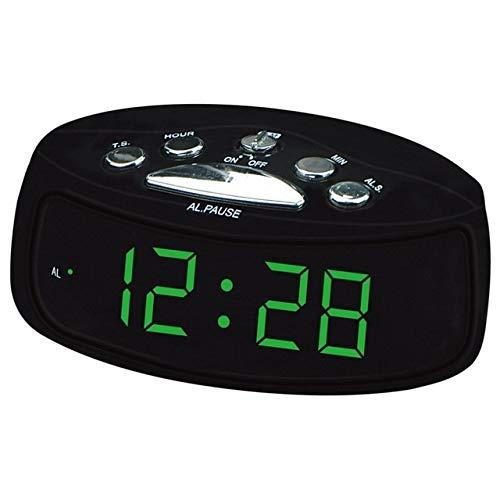 V.JUST Reloj Digital de sobremesa Digital de sobremesa Digital con ...