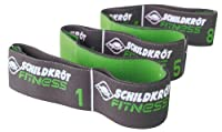 Schildkröt Fitness Elastic und Trainingsband Härtegrad Medium in Dose, 960028
