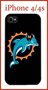 iphone covers NFL Miami Dolphins Case for Iphone 6 plus Case Hard Silicone Case Apple Iphone 6 plus