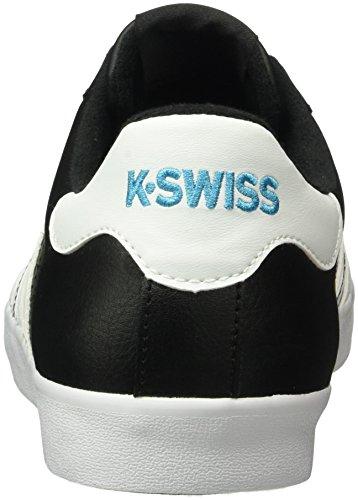 swiss Si Belmont K Bas Alg Schwarz Herren haut Bleu noir Blanc qdCwn7