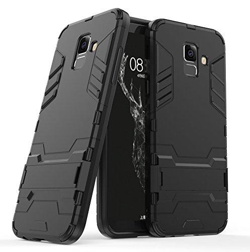 sale retailer 830f1 c56d7 Amazon.com: Samsung Galaxy A6 2018 Case, FoneExpert Shockproof ...