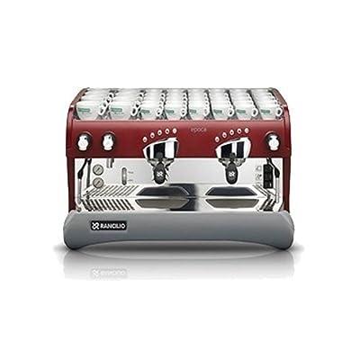 Rancilio EPOCA E2 Epoca E Espresso Machine full automatic 2-Group 11 liter boile