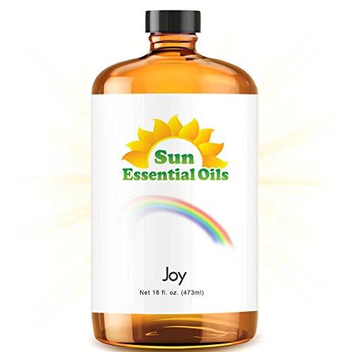 Bulk Joy Blend Oil - Ultra 16 Ounce - 100% Pure Essential Oil (Best 16 fl oz / 472ml) - Sun Essential