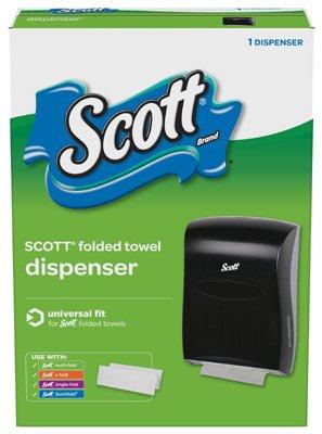 Fold Twl Dispenser Scott
