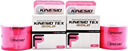 Kinesio Tex Gold FP (FingerPrint) Tape - Red - 2\
