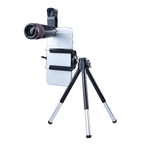 Apexel Telephoto 180 Fisheye Samsung Smartphone product image