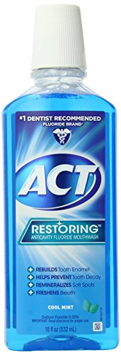 ACT Restoring Anti Cavity Fluoride Mouthwash
