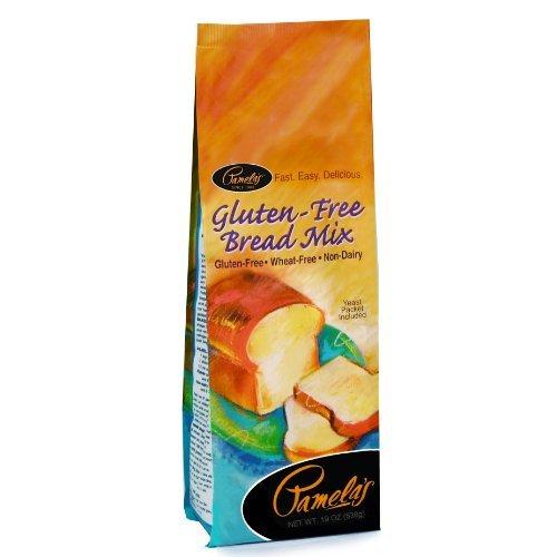 Pamela's Amazing Bread Mix Gluten Free 24x 19 Oz