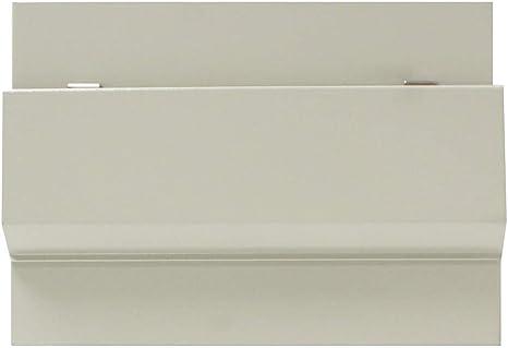 BeMatik - Caja de distribución eléctrica de 22 módulos 17.5 mm ...