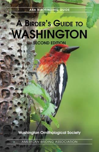 Download A Birders Guide to Washington, Second Edition pdf epub