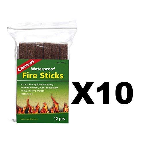 Coghlans 7940 Fire Sticks 12 - Fire Coleman Starters