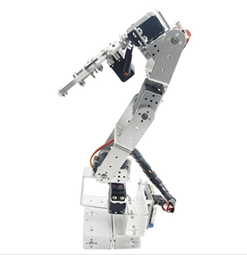 6 dof robotic arm - 8