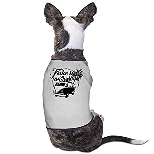 Theming Volkswagen Bus Take Me With U Dog Vest
