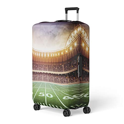 9b7c7c409afe Amazon.com: Pinbeam Luggage Cover Day Best Friends Forever ...