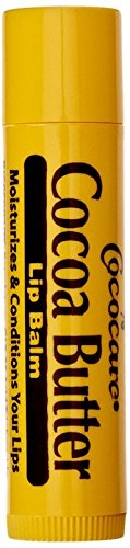 Cocoa Butter Lip Balm, .15 oz, 6 Pack (Ounce 0.15 Balm)