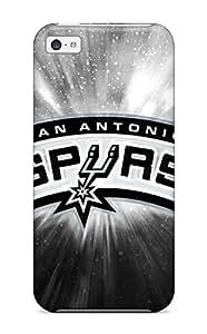 TIXdHVR920lWuny DanRobertse San Antonio Spurs Basketball Nba (18) Feeling Iphone 5c On Your Style Birthday Gift Cover Case