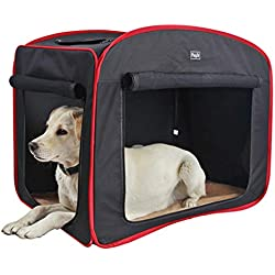 Soft-Sided Carriers Car Pet Bag Outdoor Dog Tent Collapsible Kennel Cat Litter Breathable Cat Tent Household Four Season Pet Box Portable Pet Travel Bag Load 5-25kg