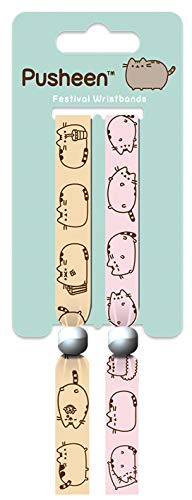 10mm breit Pusheen Festival Armband