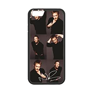 Onshop Custom Norman Mark Reedus Collage Pattern Phone Case Laser Technology for iPhone 6 4.7 Inch