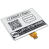 Waveshare 5.83inch E-Ink raw display 600x448 SPI interface without PCB