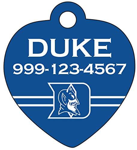 Pet Supplies : Duke Blue Devils Dog Tag Cat Tag Pet Id Tag