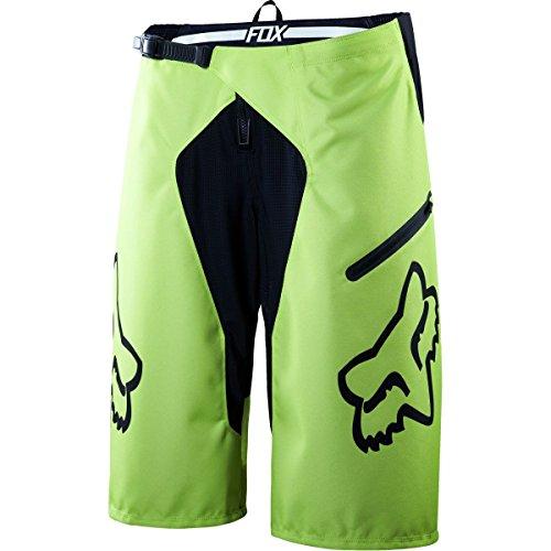 Fox Racing Demo DH Shorts - Men's Flo Yellow, 34