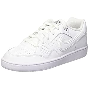 Best Epic Trends 4128ngL9QUL._SS300_ Nike Boys Son of Force Low (GS) Basketball Shoes White White White 615153 109