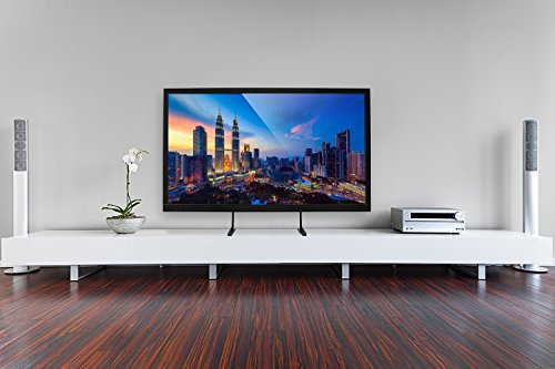 Universal Tv Table Top Stand Base Lcd Hd Led Plasma Flat