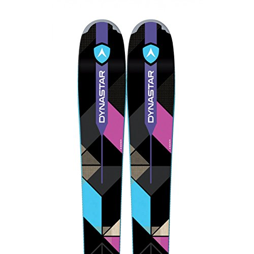 [Dynastar Glory 84 Womens Skis 2017 - 163cm] (Dynastar Alpine Skis)