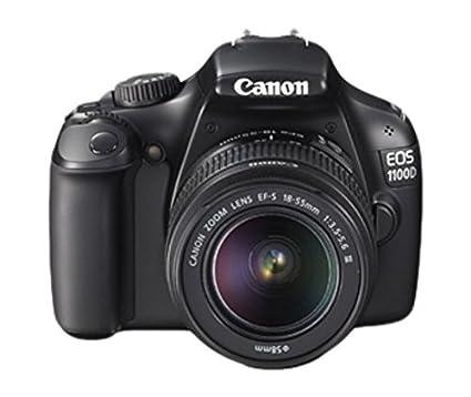Canon EOS 1100D + EF-S 18-55mm Juego de cámara SLR 12,2 MP CMOS ...