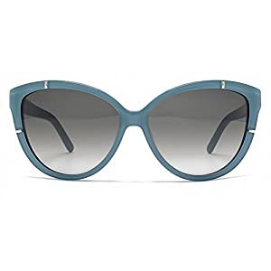 Chloe Cateye Sunglasses in Aqua CE620S 444 59