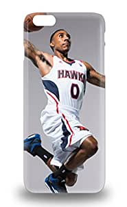 Extreme Impact Protector NBA Atlanta Hawks Jeff Teague #0 3D PC Soft Case Cover For Iphone 6 Plus ( Custom Picture iPhone 6, iPhone 6 PLUS, iPhone 5, iPhone 5S, iPhone 5C, iPhone 4, iPhone 4S,Galaxy S6,Galaxy S5,Galaxy S4,Galaxy S3,Note 3,iPad Mini-Mini 2,iPad Air )