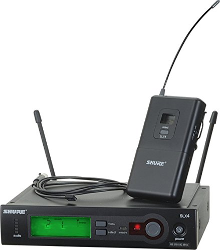 Shure SLX14 Lavalier Wireless System