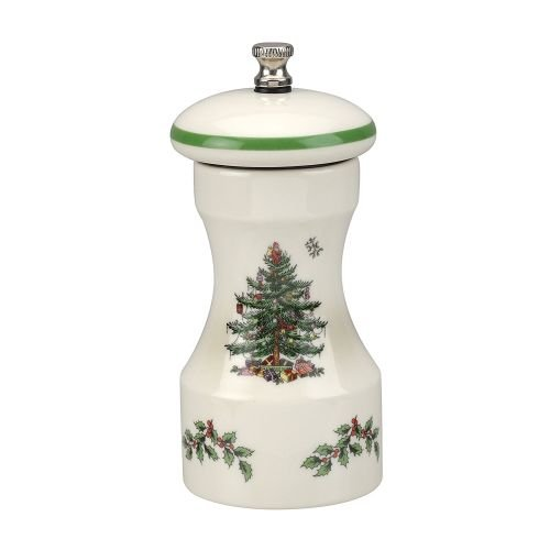Spode Christmas Tree Pepper Grinder