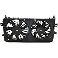 MAPM Premium GRAND PRIX 05-08 / IMPALA 06-13 / IMPALA LIMITED 14-16 RADIATOR FAN SHROUD ASSEMBLY, Dual