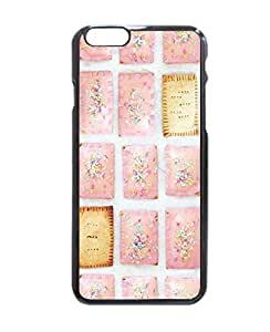 "Pink Cookies Hard Customized Case Cover , iPhone 6 Plus (5.5"") Case Cover, Protection Quique Cover, Perfect fit, Show your own personalized phone Case for iPhone 6 Plus - 5.5 inches by supermalls"