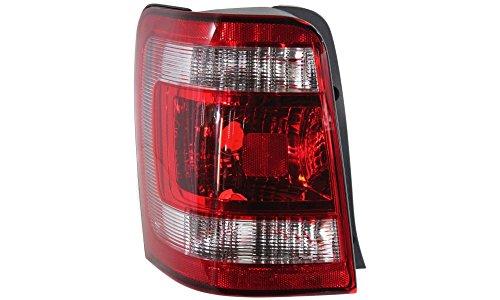 taillight ford escape - 4