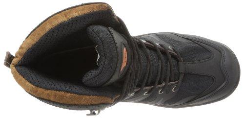 Avenger Safety Footwear Heren 7275 Werkschoen Bruin / Zwart