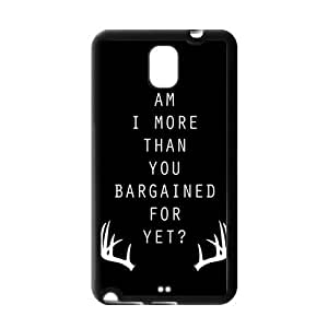 Fashion Fall Out Boy Personalized Samsung Galaxy Note 3 Gel Rubber Case Cover by mcsharks