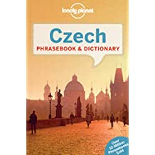 Lonely Planet Czech Phrasebook & Dictionary 3rd Ed.: 3rd Edition
