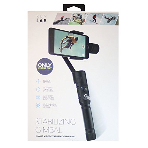 SkyLab - 3-Axis Gimbal Stabilizer for Mobile Phones by SkyLab (Image #4)