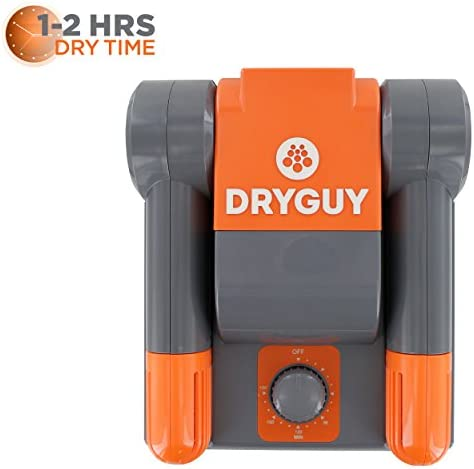 DryGuy Force Dry Boot Dryer, Shoe Dryer, and Glove Dryer with Articulating Ports for Ski Boots