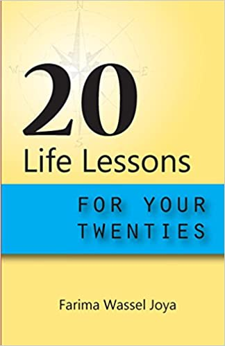 20 Life Lessons For Your 20s Gift Of Volume 1 First Edition