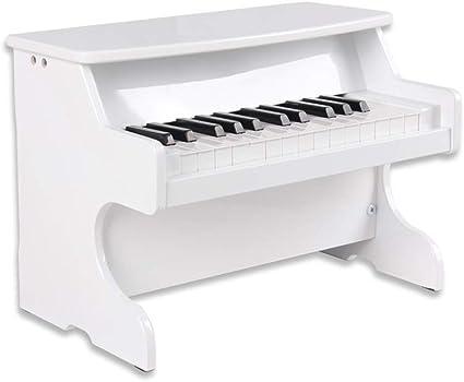 LIUFS-El teclado Piano Infantil De Madera Teclado Inteligente ...