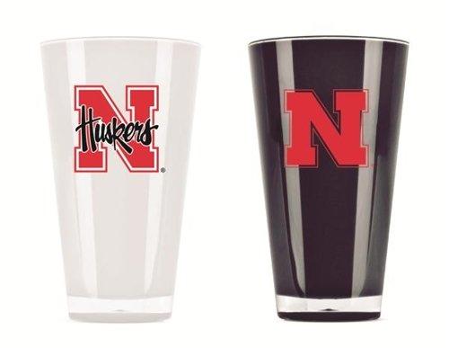 - Nebraska Huskers Tumblers - Set of 2 (20 oz)